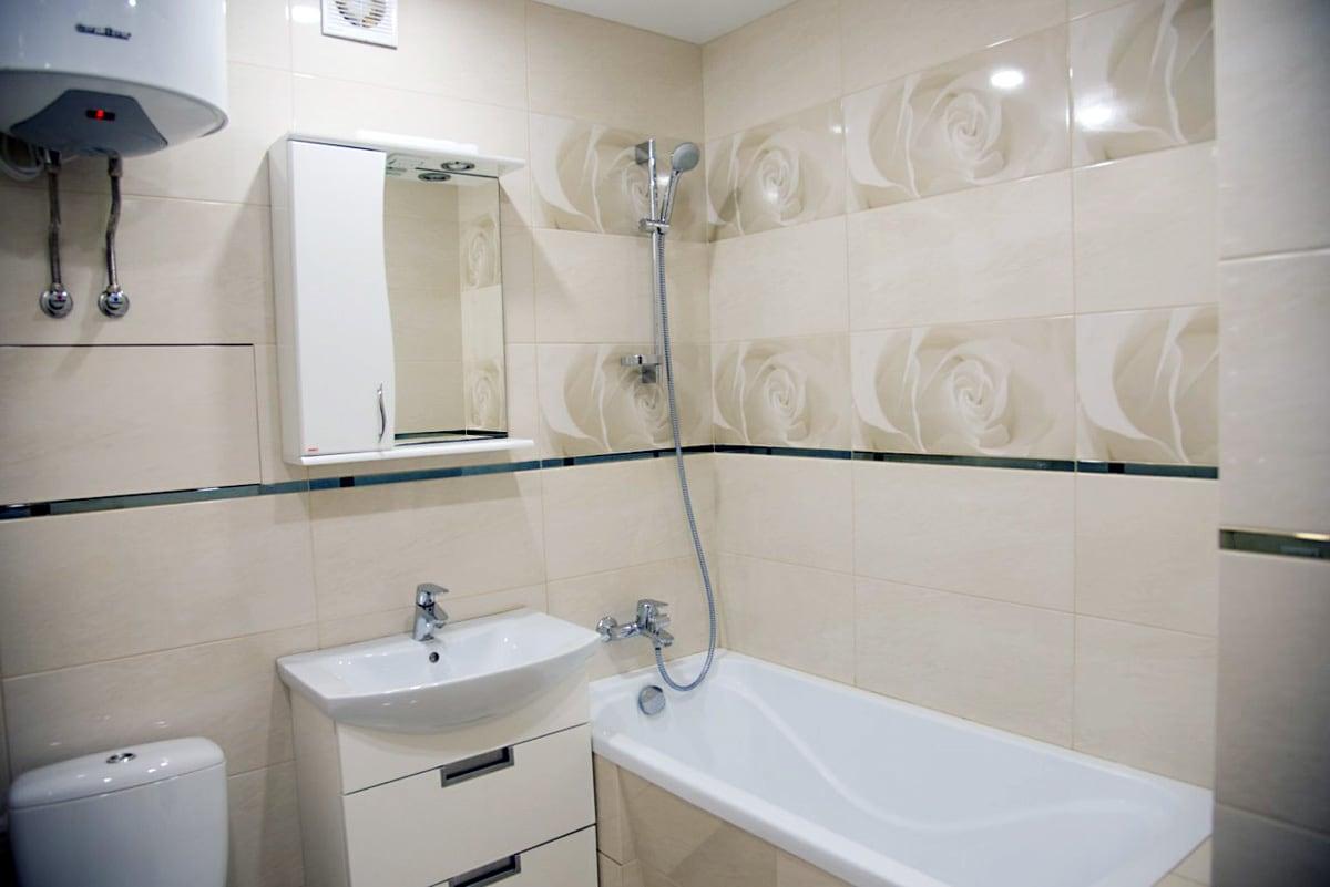 """Ремонт ванной комнаты от компании """"Trofimov"""""""