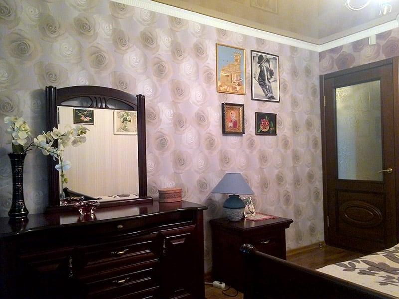 Поэтапный ремонт трехкомнатной квартиры