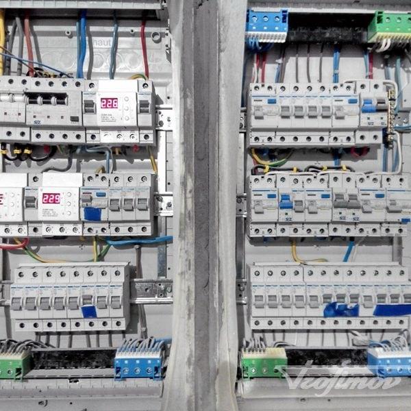 Подключение электрического щита