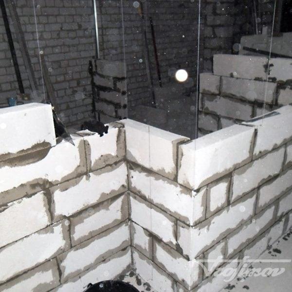 """Возведение стен и перегродок от """"Trofimov"""""""