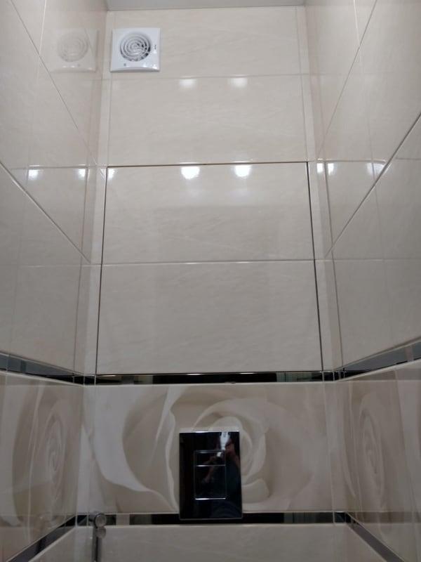 Ремонт санузла в шестнадцатиэтажном доме