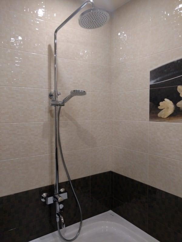 Перепланировка ванной комнаты на ХТЗ