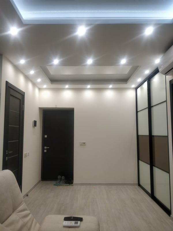 Ремонт квартиры-студии 47 м2
