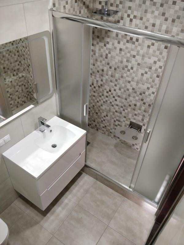 Ремонт ванной комнаты высокого класса