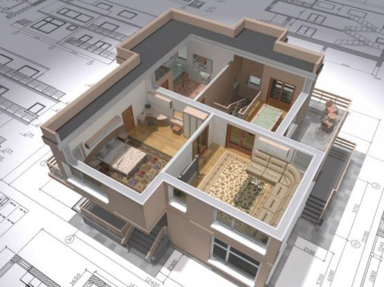 Услуга перепланировки квартиры