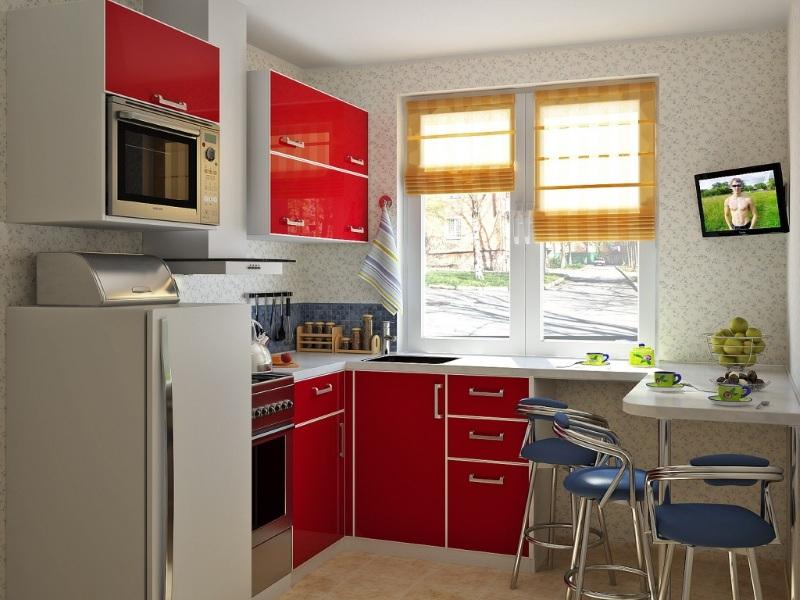 Кухня обычная или студия