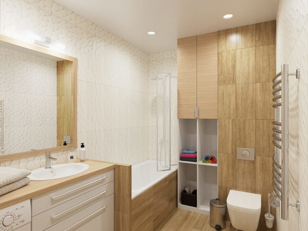 Ремонт ванной комнаты Trofimov