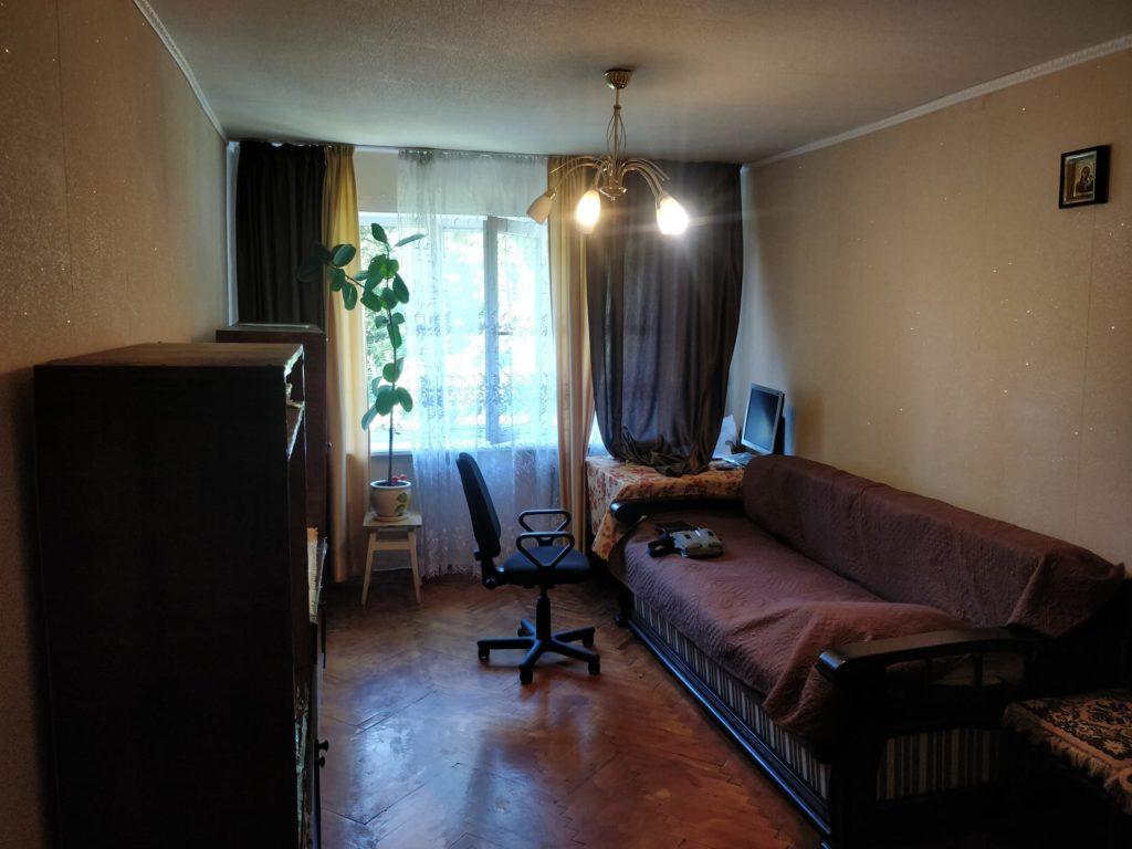 Ремонт двухкомнатной квартиры — спальня (до)