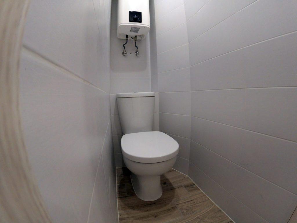 Ремонт двухкомнатной квартиры в Харькове — санузел