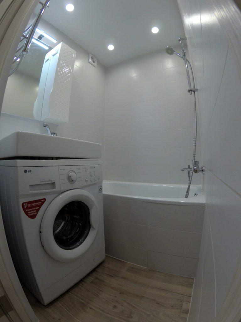 Ремонт вторичного жилья — ванная комната