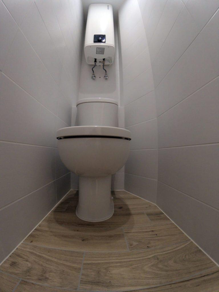 Ремонт вторичного жилья — туалет