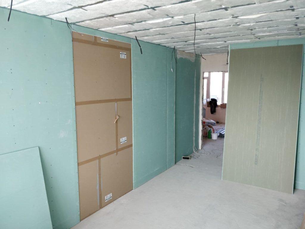 Шумоизоляция квартир в Харькове