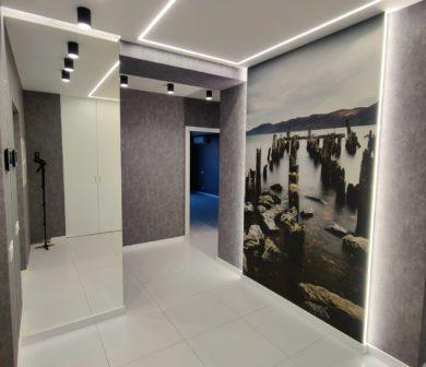 Дизайн интерьера двухкомнатной квартиры - Прихожая