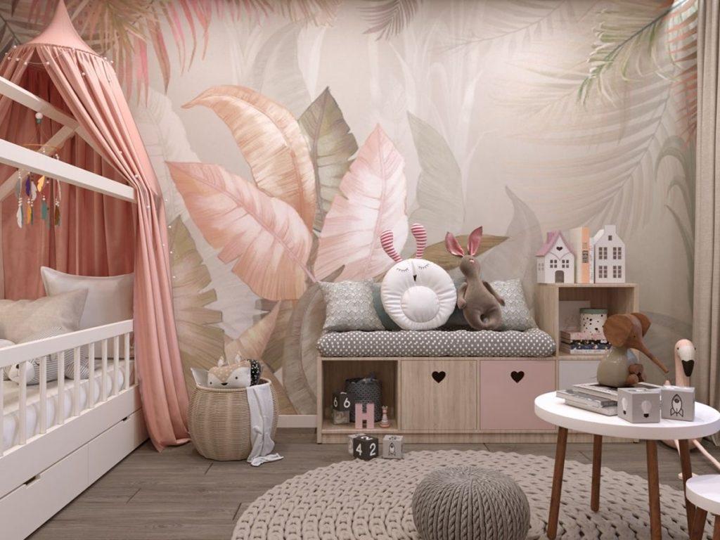 Дизайн детской спальни в двухкомнатной квартире Харьков - Trofimov
