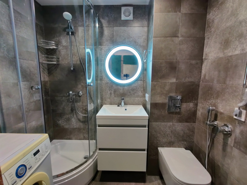Типовой ремонт ванной комнаты