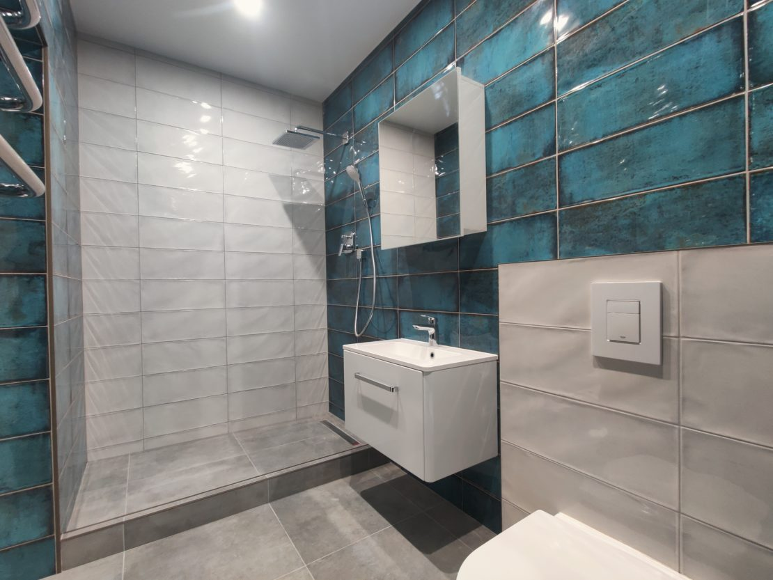 Ремонт ванной комнаты в новостройке