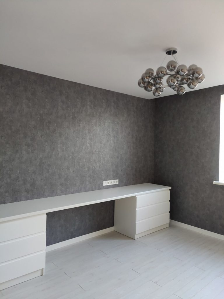 Капитальный ремонт квартиры в Харькове - комната