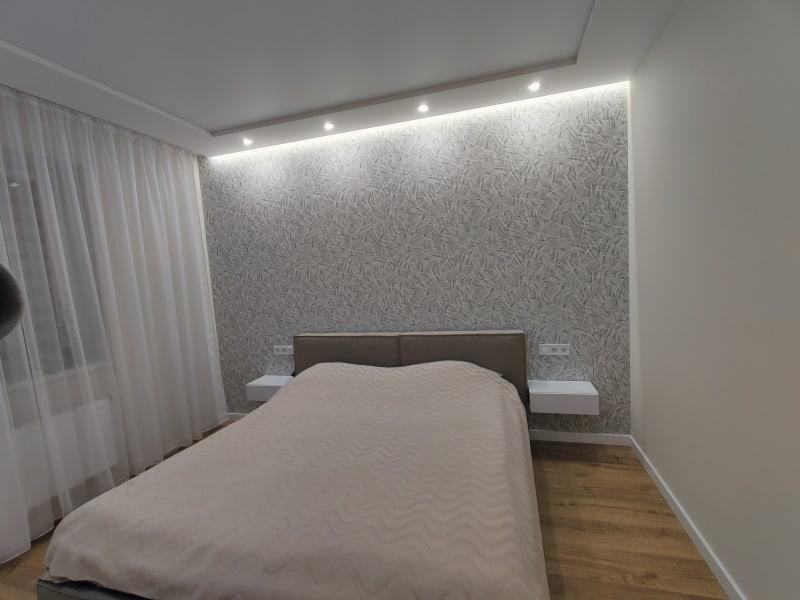 Ремонт в новостройке Харьков - спальня