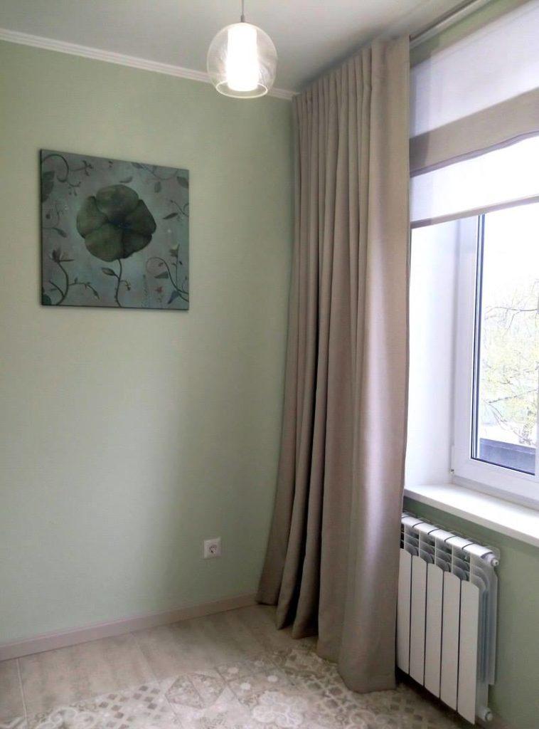 Ремонт вторичного жилья - комната
