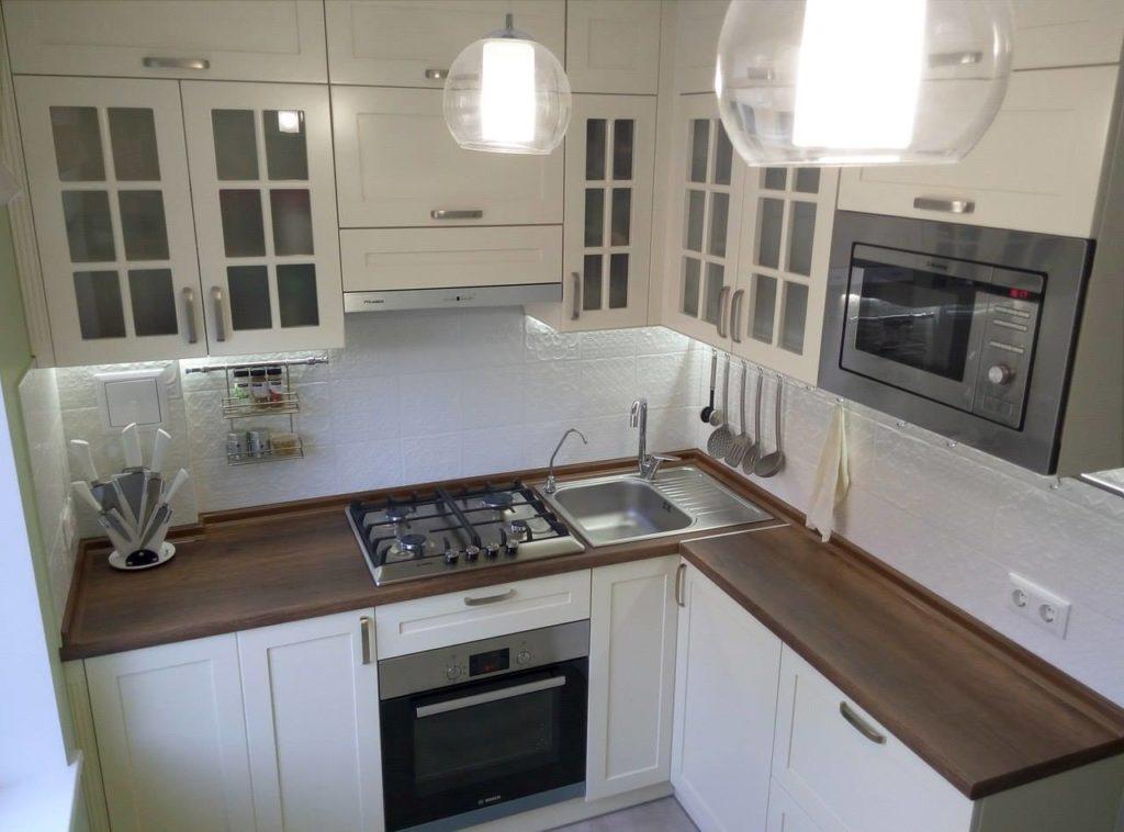 Ремонт в чешке - кухня