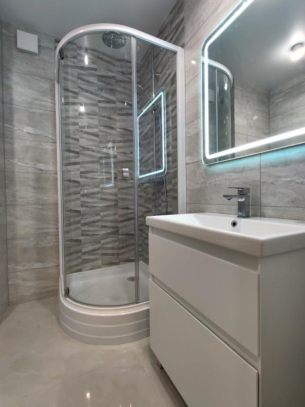 Ремонт ванной комнаты и кухни