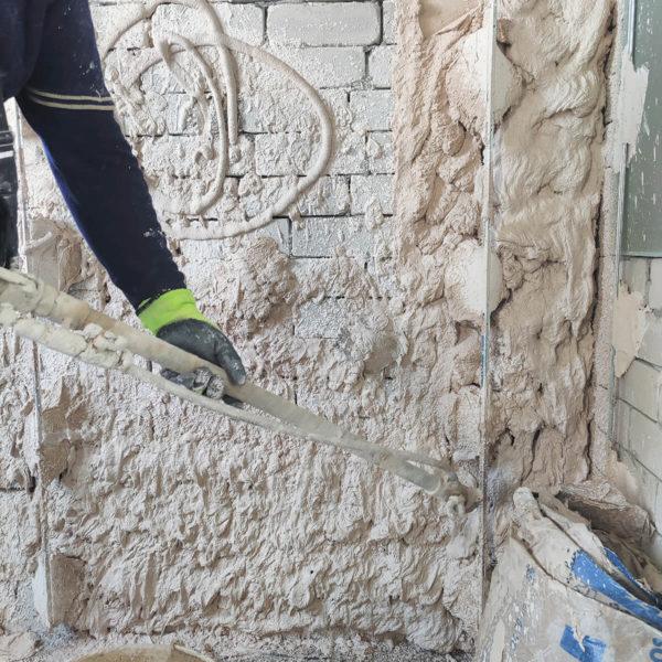 Механизированная штукатурка стен Харьков