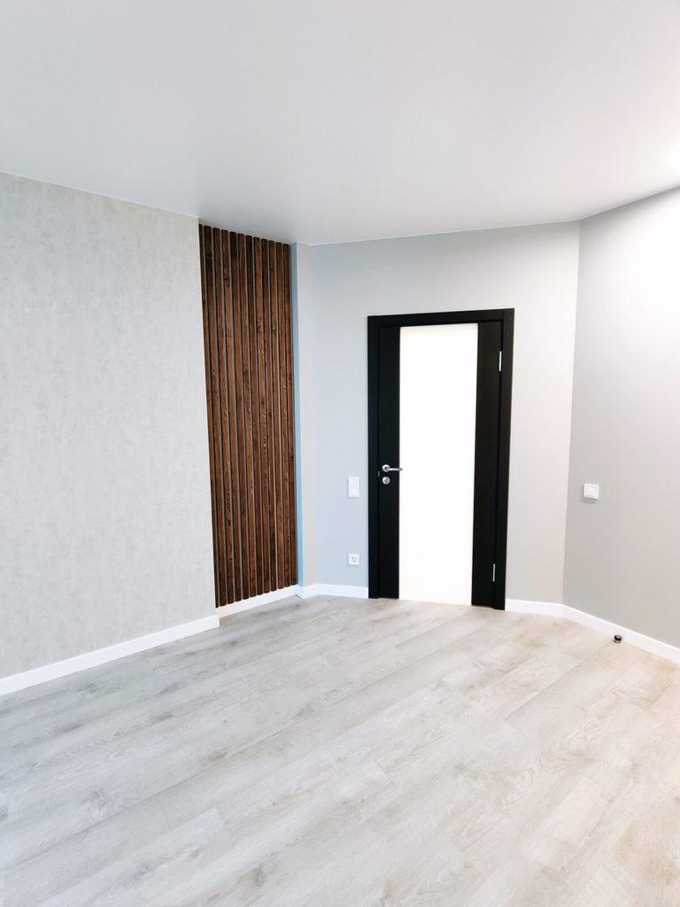 Ремонт комнат в однокомнатной квартире