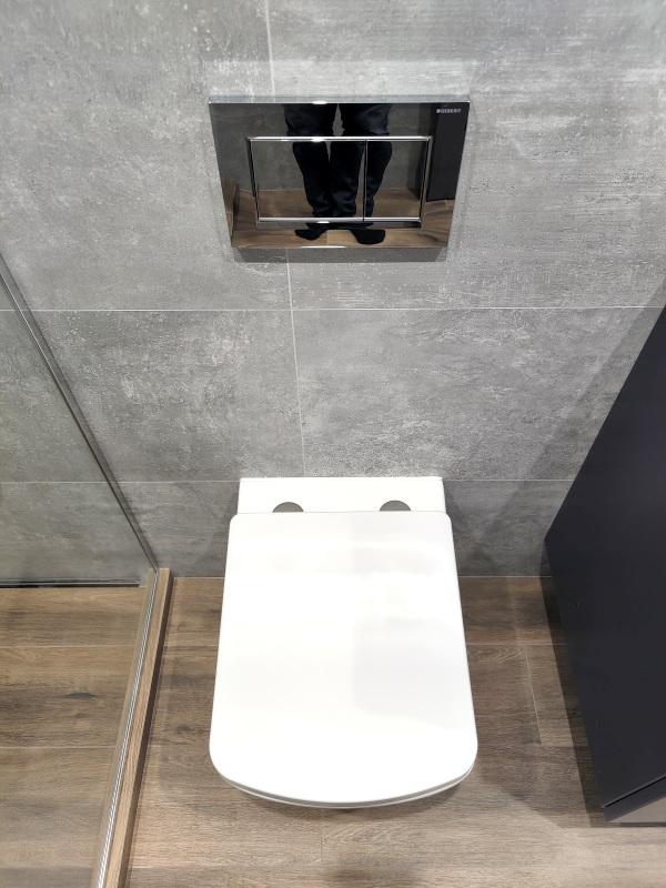 Элитный ремонт ванной комнаты