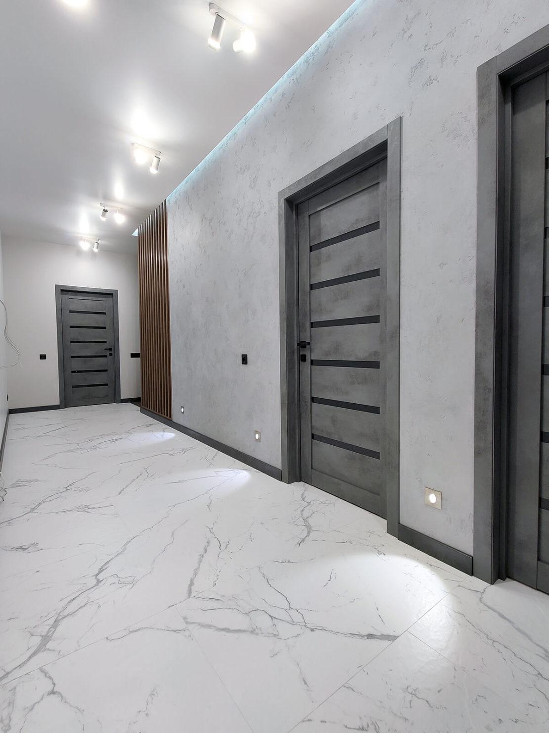 Ремонт квартиры в доме бизнес-класса