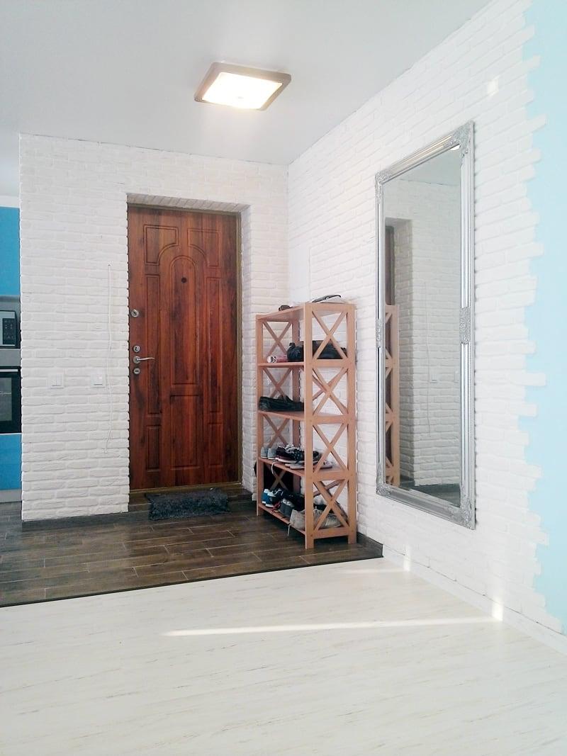 Ремонт трехкомнатной квартиры на Научной