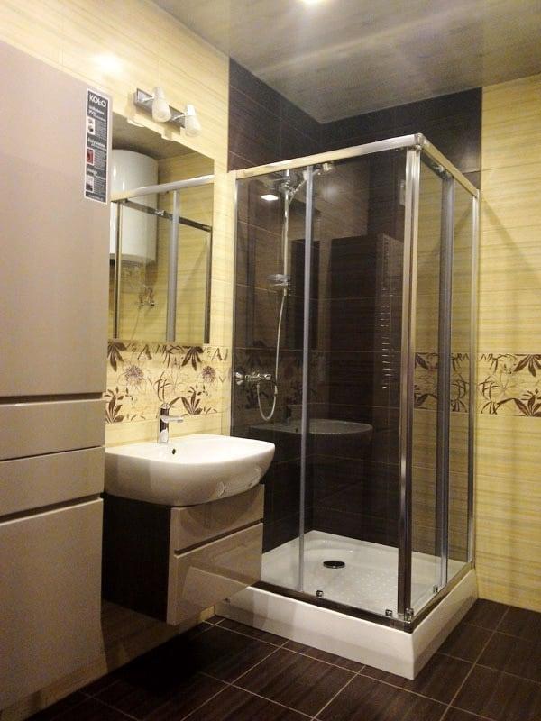 Отделка двухкомнатной квартиры на Алексеевке