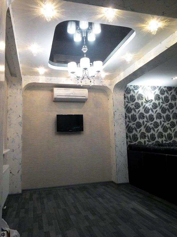 Дизайнерский ремонт трехкомнатной квартиры
